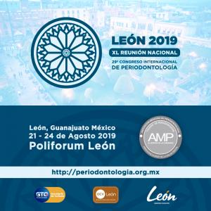 XL Reunión Nacional y 29° Congreso Internacional de Periodontología
