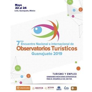 7mo. Encuentro Nacional e Internacional de Observatorios Turísticos