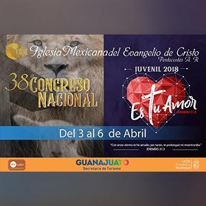 CONGRESO NACIONAL DE LEÓN DE JUDA