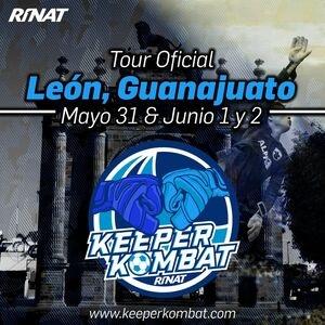 NACIONAL KEEPER KOMBAT LEÓN GTO. 2019