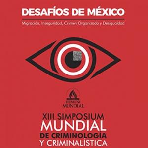 XIII Simposium Mundial de Criminología y Criminalística
