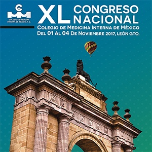 XL CONGRESO NACIONAL DE MEDICINA INTERNA 2017