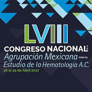 LVII CONGRESO NACIONAL DE LA AMEH (HEMATOLOGÍA)