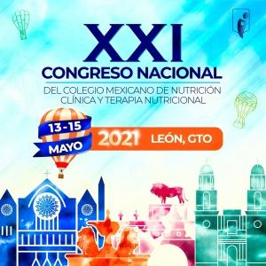 XXI Congreso Nacional de Nutrición Clínica y Terapia Nutricional