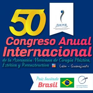 L Congreso Anual Internacional de Cirugía Plástica Estética y Reconstructiva