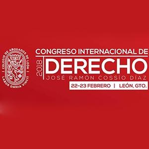 CONGRESO INTERNACIONAL DE DERECHO
