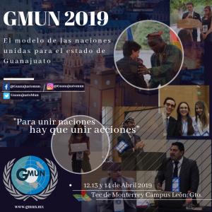 GMUN 2019 4ta Edición