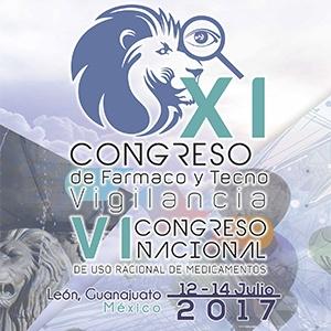 XI CONGRESO DE FARMACOVIGILANCIA Y TECNOVIGILANCIA & VI CONGRESO NACIONAL DE USO RACIONAL DE LOS MEDICAMENTOS