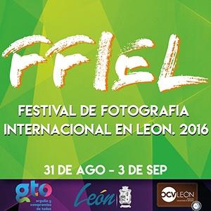 FESTIVAL DE FOTOGRAFÍA INTERNACIONAL EN LEÓN (FFIEL)