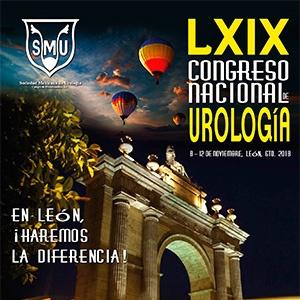 LXIX CONGRESO NACIONAL DE UROLOGÍA