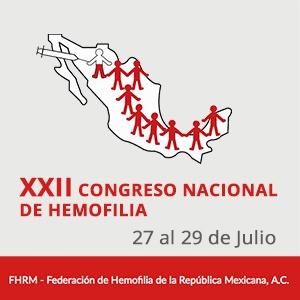 XXII Congreso Nacional de Hemofilia