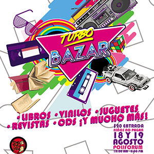 TURBO BAZAR AGOSTO 2018