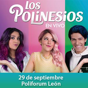 LOS POLINESIOS EN VIVO
