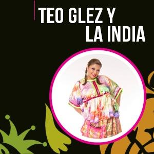 TEO GLEZ Y LA INDIA