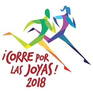 CORRE POR LAS JOYAS 2018