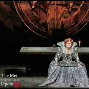 Ópera en vivo desde el MET / Maria Stuarda, Donizetti
