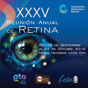 XXXV REUNIÓN ANUAL DE RETINA 2016