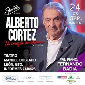 CONCIERTO ALBERTO CORTEZ