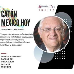 CATÓN MÉXICO HOY