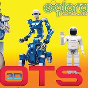 ROBOTS 3D: PELÍCULA