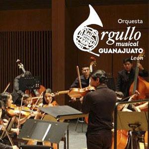 CONCIERTO ORQUESTA INFANTIL Y JUVENIL ORGULLO MUSICAL GUANAJUATO