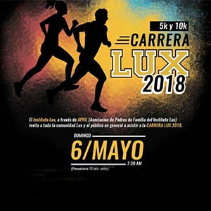 CARRERA LUX 2018