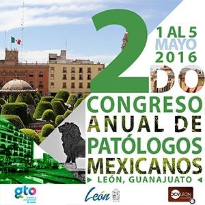 2do. Congreso Anual de Patólogos Mexicanos