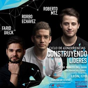 Ciclo de conferencias: CONSTRUYENDO LÍDERES