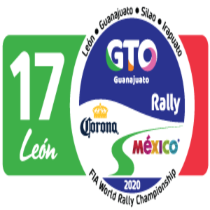 Rally Guanajuato Corona 2020.