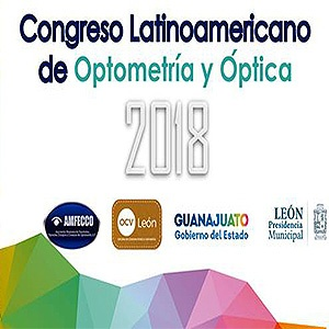 CONGRESO LATINOAMERICANO DE OPTOMETRÍA Y OPTICA