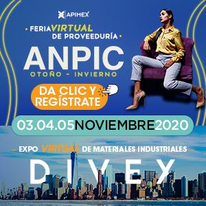 ANPIC La feria virtual de proveeduría / Expo de Materiles Indutriales DIVEX