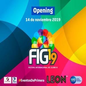 Opening del Festival Internacional del Globo 2019