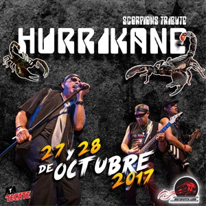 SCORPIONS TRIBUTE HURRIKANE