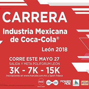 CARRERA COCA COLA