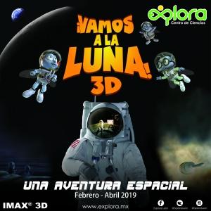 Vamos a la Luna 3D IMAX