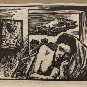 De la gubia a la pluma. La obra gráfica y literaria de José Julio Rodríguez (1912- 1981) Exposiciones temporales.