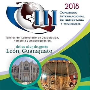 III CONGRESO INTERNACIONAL DE HEMOSTASIA Y TROMBOSIS
