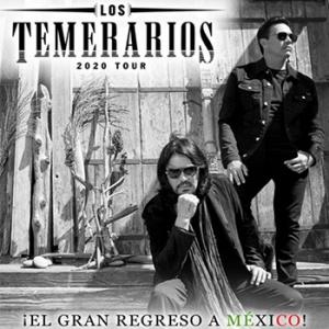 Los Temerarios Tour 2020