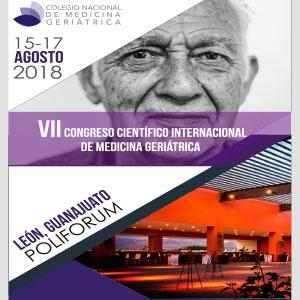 VII CONGRESO CIENTÍFICO INTERNACIONAL DE MEDICINA GERIÁTRICA