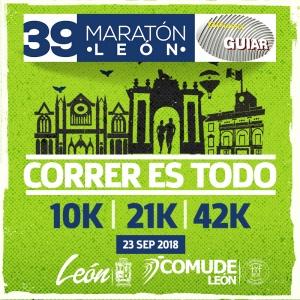 39 MARATÓN LEÓN GRUPO GUIAR