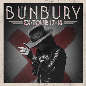 ENRIQUE BUNBURY EX-TOUR