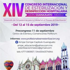 XIV Congreso Internacional de Esterilización y Desinfección Hospitalaria