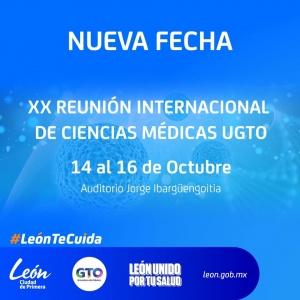 XX Reunión Internacional de Ciencias Médicas