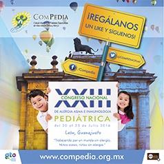 XXIII CONGRESO NACIONAL DE ALERGIA, ASMA, E INMUNOLOGÍA PEDIÁTRICA
