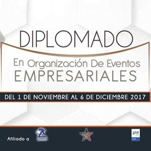 DIPLOMADO EN ORGANIZACIÓN DE EVENTOS EMPRESARIALES