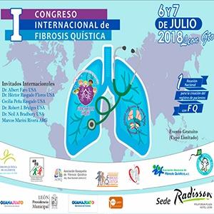 1ER. CONGRESO INTERNACIONAL DE FIBROSIS QUÍSTICA