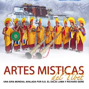 Artes Místicas del Tíbet