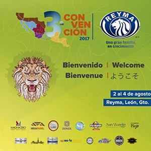 3° CONVENCIÓN REYMA