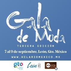 GALA DE MODA HILARIO MÉXICO LEÓN 2016