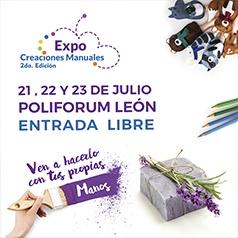 EXPO CREACIONES MANUALES 2DA. EDICIÓN